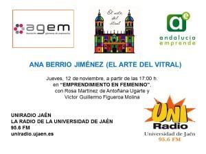 Uniradio - Programa 05 - 121115