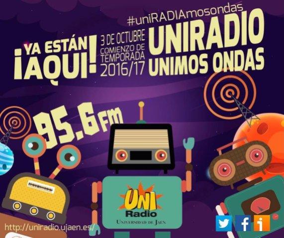UniRadio Jaén - Cartel inicio de temporada.jpg